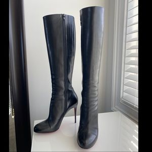 Christian Louboutin Knee High Boots 38.5